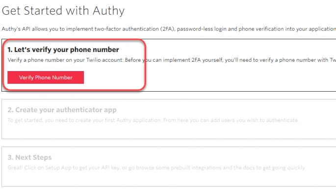 Two-factor Authentication in RDMLX using Twilio's Authy | LANSA